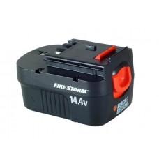A14E Аккумуляторная батарея, 14,4 В 1,2 Aч NiCd (5147159-00) Black