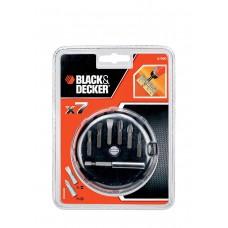 A7090 Набор бит, 7 предметов Black&Decker