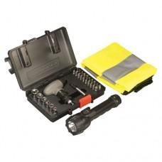 A7224 Отвертка реверсивная с набором бит и фонариком Black&Decker