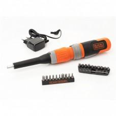 BCF603C Аккумуляторная отвертка, 3,6 В Black&Decker