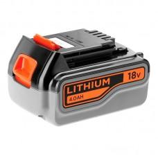 BL4018 Аккумуляторная Li-Ion батарея 18,0 В 4,0 Ач Black&Decker