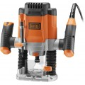 KW1200EKA Фрезер, 1200 Вт Black&Decker