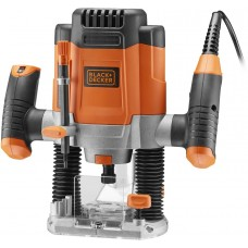 KW1200E Фрезер, 1200 Вт Black&Decker