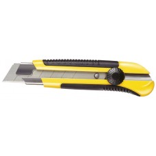 """0-10-425 Нож с лезвием 25 мм с отламывающимися сегментами """"DYNAGRIP"""" STANLEY"""