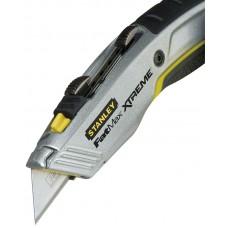 """0-10-789 Нож с двумя выдвижными лезвиями с фронтальной загрузкой """"FATMAX PRO"""" STANLEY"""