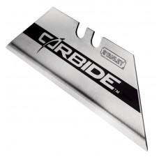 """0-11-800 Лезвие для ножей """"CARBIDE"""", 5 шт. STANLEY"""