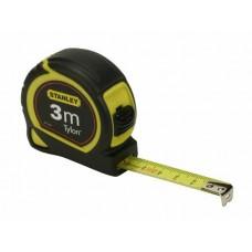 """0-30-687 Рулетка измерительная """"TYLON"""", 3м х 12,7мм STANLEY"""
