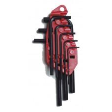 0-69-251 Набор торцевых шестигранных Г-образных ключей , 8 шт. STANLEY