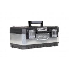"""1-95-618 Ящик металлопластиковый гальванизированный профессиональный 20"""" STANLEY"""