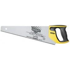 """2-15-595 Ножовка """"JET-CUT FINE"""" с мелким зубом 11 tpi, 450 мм STANLEY"""
