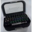 STA60490 Набор бит с держателем, 31 шт. STANLEY