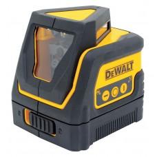 DW0811 Самовыравнивающийся двухплоскостной лазерный уровень DeWALT
