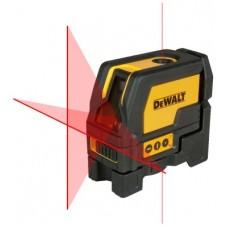 DW0822 Лазерный уровень 2 линии + отвес DeWALT