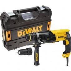 D25144K Трехрежимный перфоратор SDS-Plus, 900 Вт DeWALT