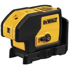 DW083K Самовыравнивающийся 3-х лучевой лазерный уровень DeWALT