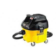 DWV901L Промышленный пылесос L класса, 26 л DeWALT