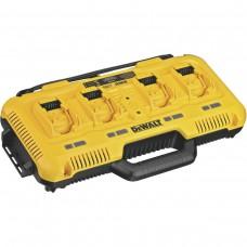 DCB104 Зарядное устройство четырехпортовое, 18,0/54,0 В Li-IonDeWALT