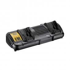 DCB132 Зарядное устройство для двух батарей, 10,8/14,4/18,0/54,0 В Li-Ion DeWALT