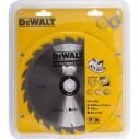 DT1156 Диск пильный, 235х30 мм 24 зуба по дереву DeWALT