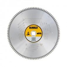 DT1917 Диск пильный по алюминию, 355х25,4 мм 100 зубов DeWALT