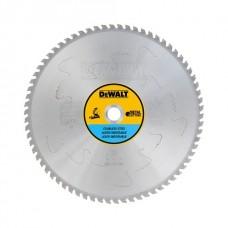 DT1921 Диск пильный по нержавеющей стали, 355х25,4 мм 70 зубов DeWALT