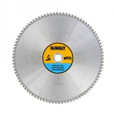 DT1922 Диск пильный по нержавеющей стали, 355х25,4 мм 90 зубов DeWALT