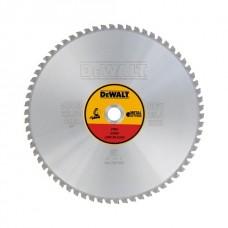 DT1926 Диск пильный по металлу, 355х25,4 мм 66 зубов DeWALT