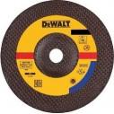 DT3432 Диск шлифовальный по металлу, 230х7,0х22,2 мм DeWALT