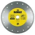 DT3702 Диск алмазный турбо, 115х22 мм DeWALT