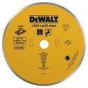 DT3733 Диск алмазный сплошной, 254х25,4 мм DeWALT