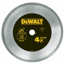 DT3738 Диск алмазный сплошной, 230х22 мм DeWALT