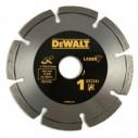 DT3741 Диск алмазный сегментный, 125х22 мм DeWALT