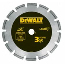 DT3763 Диск алмазный сегментный, 230х22 мм DeWALT