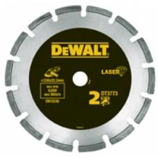DT3773 Диск алмазный сегментный, 230х22 мм DeWALT