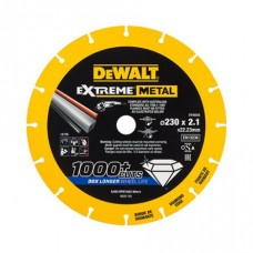 DT40255 Диск алмазный по металлу для УШМ, 230 мм DeWALT