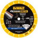 DT40257 Диск алмазный по металлу, 355х25,4 мм DeWALT