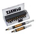 DT70512T Набор ударных бит с держателями DeWALT