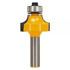 DT90014 Фреза кромочная калевочная 24,7 мм, хвостовик 8 мм DeWALT