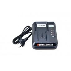 90599854-05 Зарядное устройство универсальное 14,4-18В Black